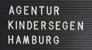 Logo Agentur Kindersegen Hamburg